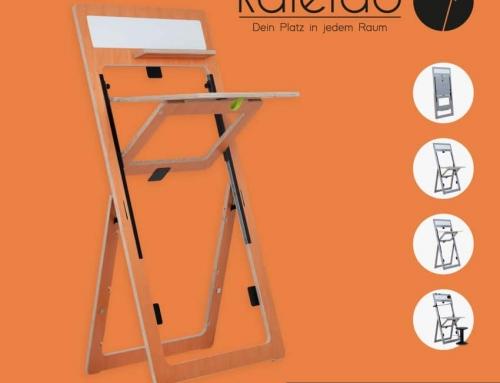 kaleido – Dein Platz in jedem Raum.